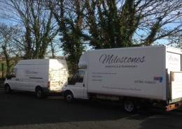 Milestones Removals Blackpool