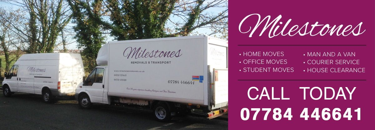 Removals Blackpool